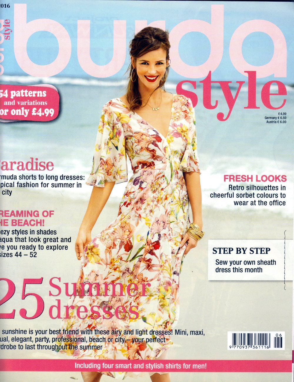 Burda style magazine 62016 english sewing patterns by burda style magazine 62016 english sewing patterns by honeyjamsuniques on etsy jeuxipadfo Image collections