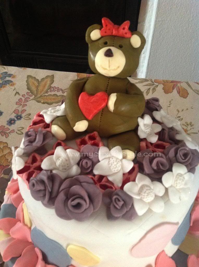 Mystix's lifestyle: RECETAS , fondant , cake , layer cake