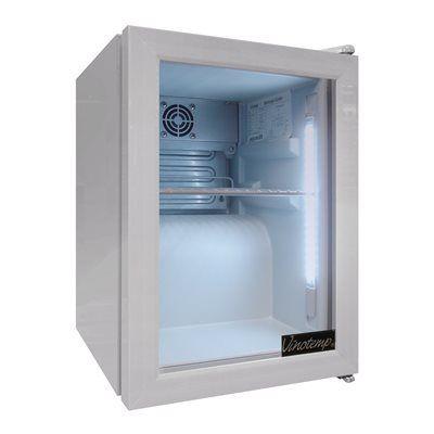 Vinotemp Vt Sc03 24 Can Countertop Beverage Display Cooler