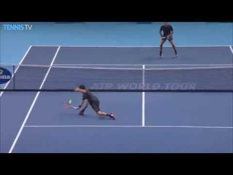 Federer Subdues Nishikori In Shot Making Spectacle Tennis Now Tennis Legends Tennis Tennis News
