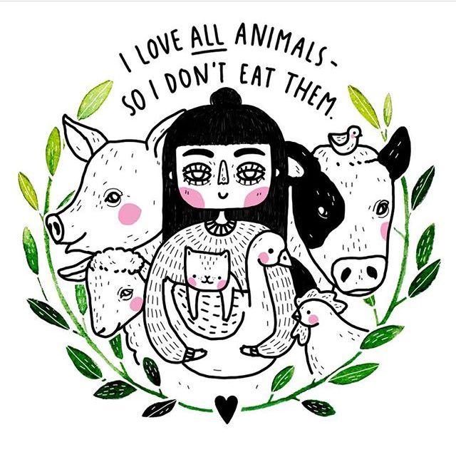 #GoVegan #vegetarianquotes