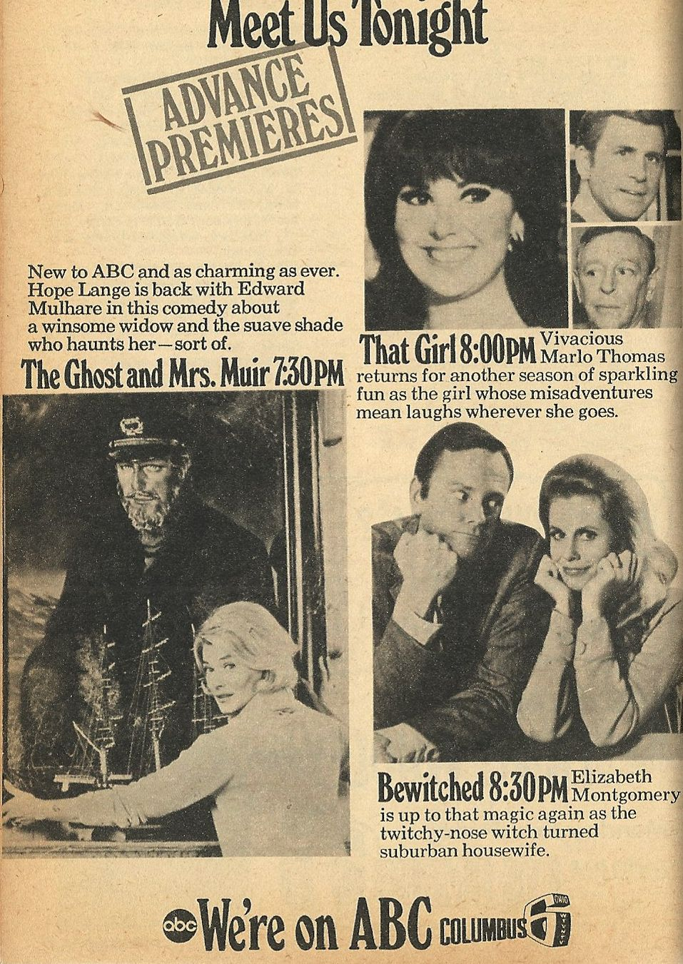 Old TV ad