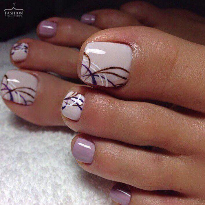 Pin by Markeya McDaniel on nail inspiration | Pinterest | Pedicures ...