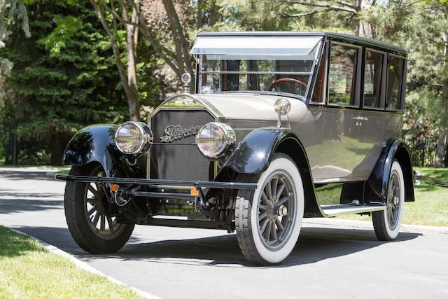1923 Pierce Arrow Model 33 7 Passenger Sedan Classic Cars