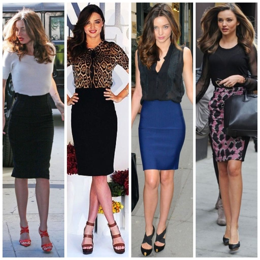 Pencil Skirt Outfit Ideas 3 | Best Pencil Skirt Outfits Idea ...