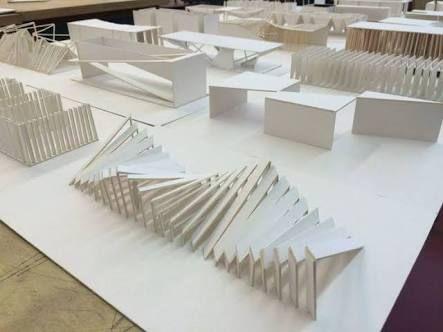 Resultado De Imagen Para Space Abstract Architecture Model