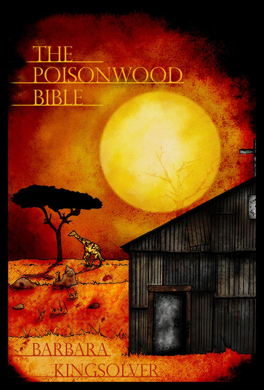 Poisonwood Bible Barbara Kingsolver Cover Life I Precious Essay Study Guide Question And Answer Ap Literature Sample