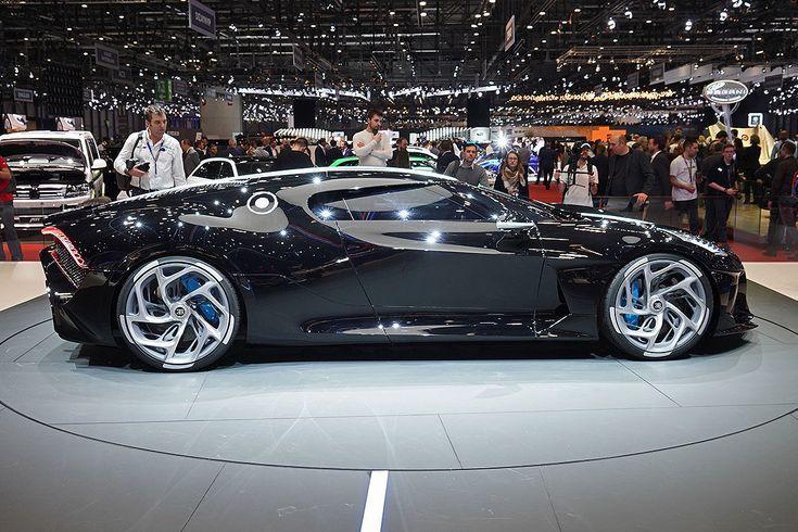 "Download 2019 Bugatti La Voiture Noire Luxury Car: Bugatti ""The Black Car"" (2019) #black #Bugatti #car"