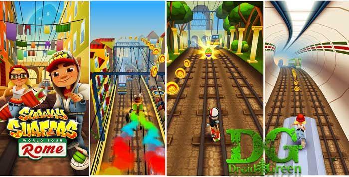 subway surf game download free