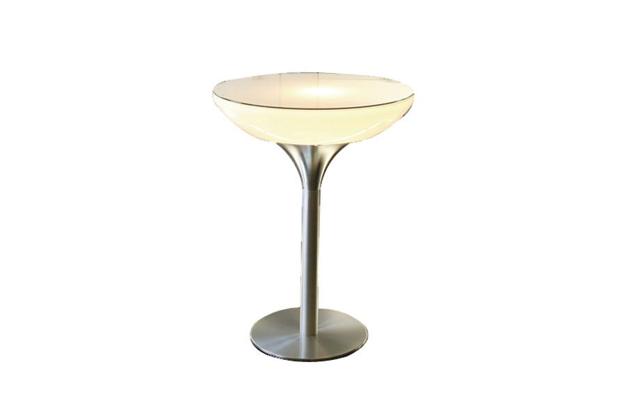 Best Led Cocktail Table Bling Coupe Glass 400 x 300