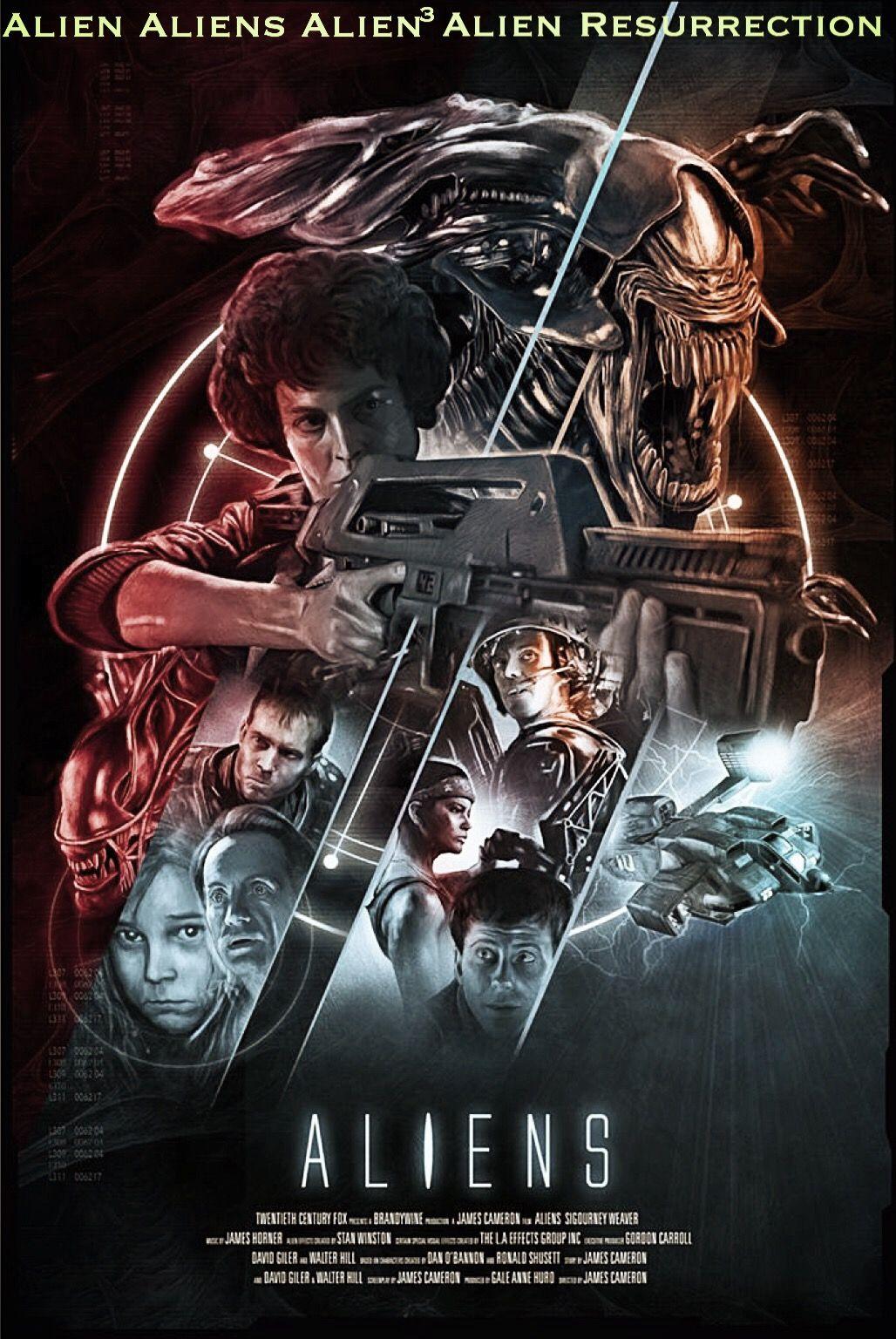 Pin De Joe Kintz En Aliens Peliculas De Alien Cine De Terror Peliculas De Terror