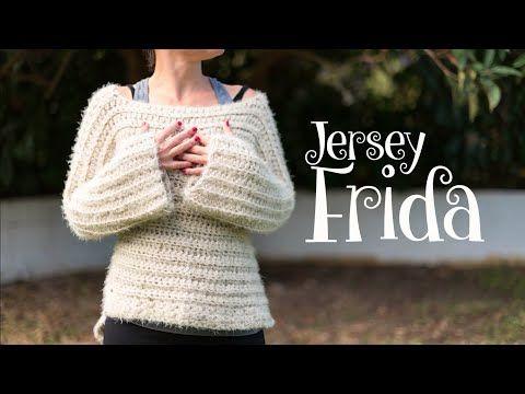 Cómo tejer ABRIGO FACIL a crochet | AHUYAMA CROCHET - YouTube ...