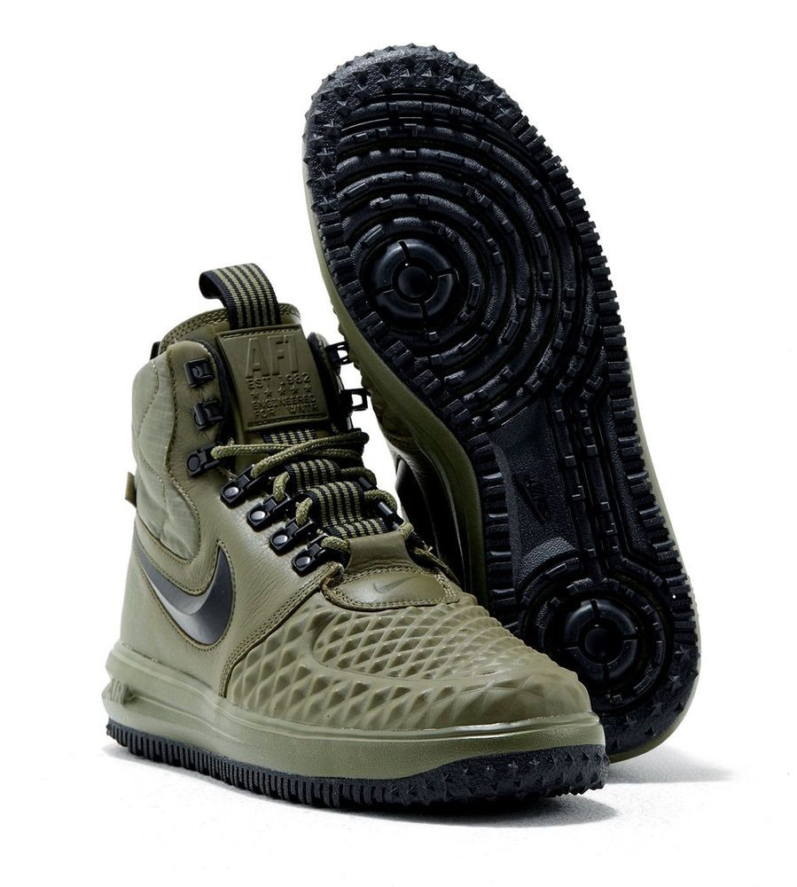 NIKE LUNAR FORCE 1 DUCKBOOT 17 HIGH