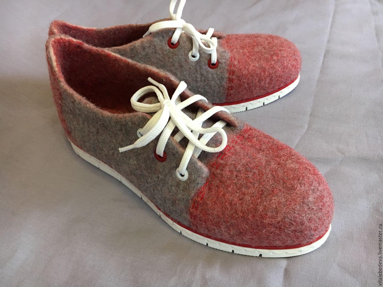 """Туфли, кеды, кроссовки валяные """"Стиляги"""" – купить на ..."""