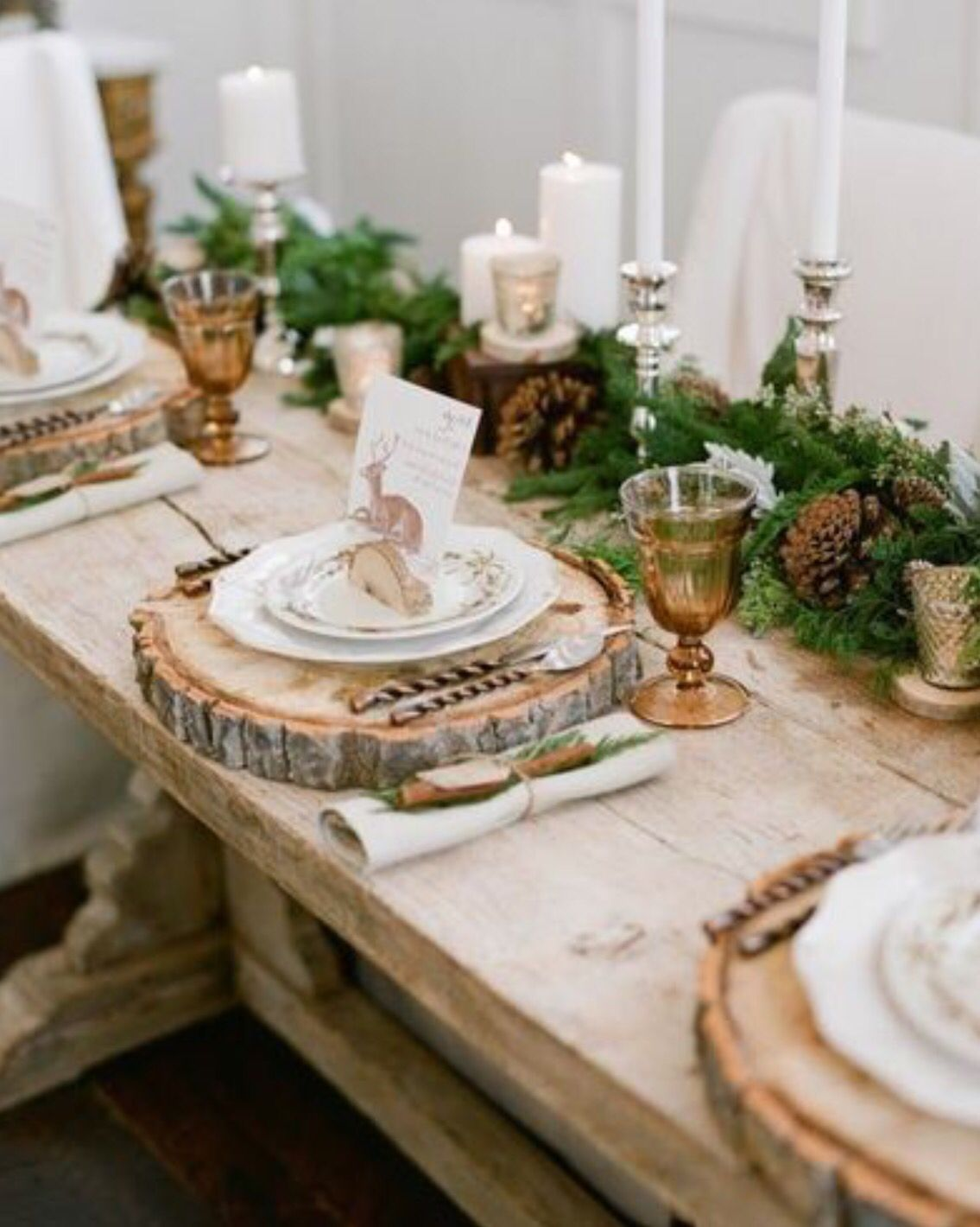Table Styling Holidays In 2019 Christmas Table