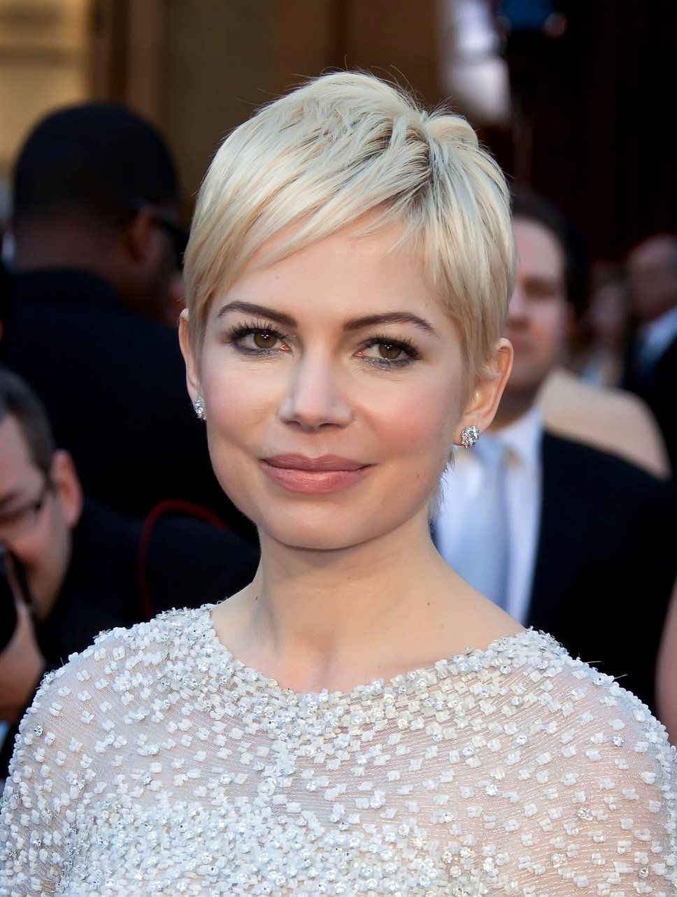 Michelle williams google search hair pinterest short blonde