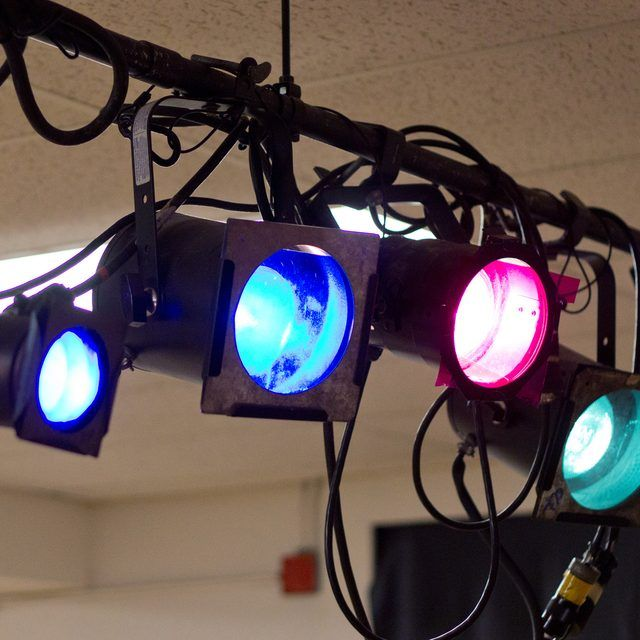 Do it Yourself Stage Lighting | Stage, Stage lighting and ...
