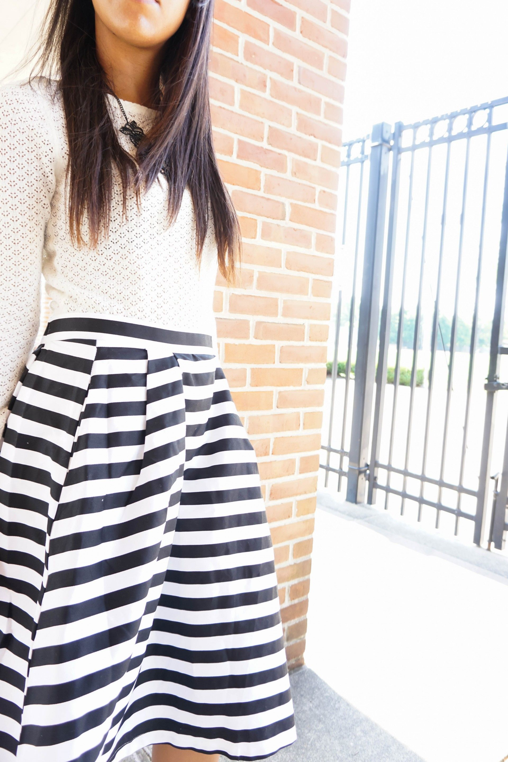 """For your teacher style, you want to make sure to follow the """"rules"""" but   still show off your personality. With Modcloth, your outfits can do just   that. // LivingLesh {@modcloth #ModClothSquad #ad}"""
