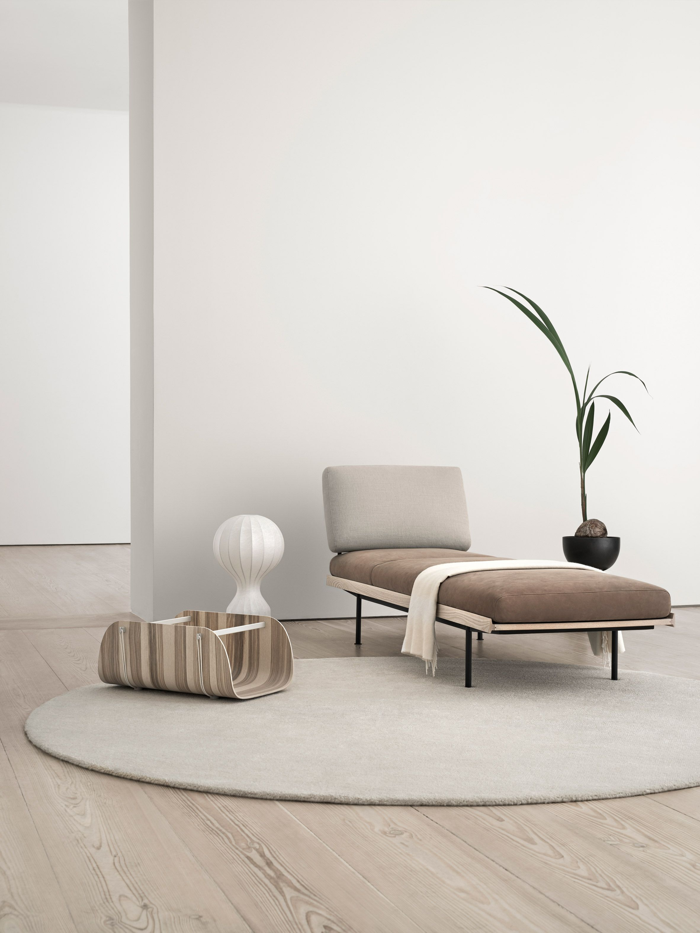 Swedish brand voice launches fundamental furniture collection