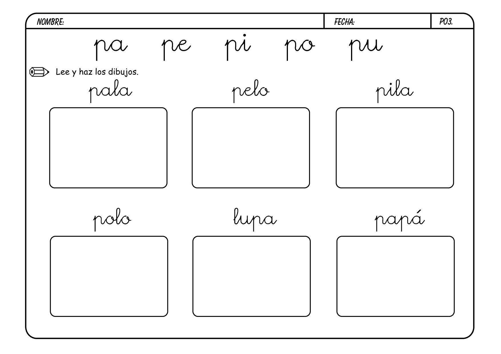 Actividades Para Aprender A Leer Y Escribir Letra M Buscar Con Google La Letra P Lectoescritura Enseñanza De Las Letras
