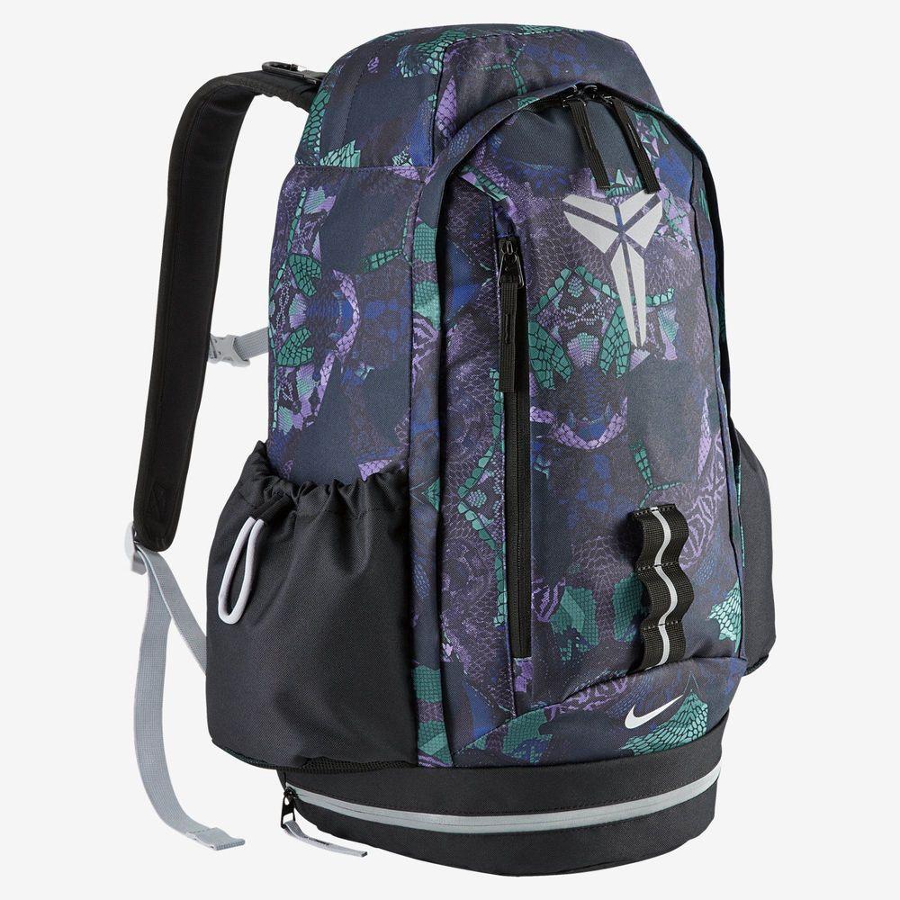 b871cf48318c Nike Kobe Mamba XI Basketball Backpack Black Radiant BA5088 031  Nike   Backpack
