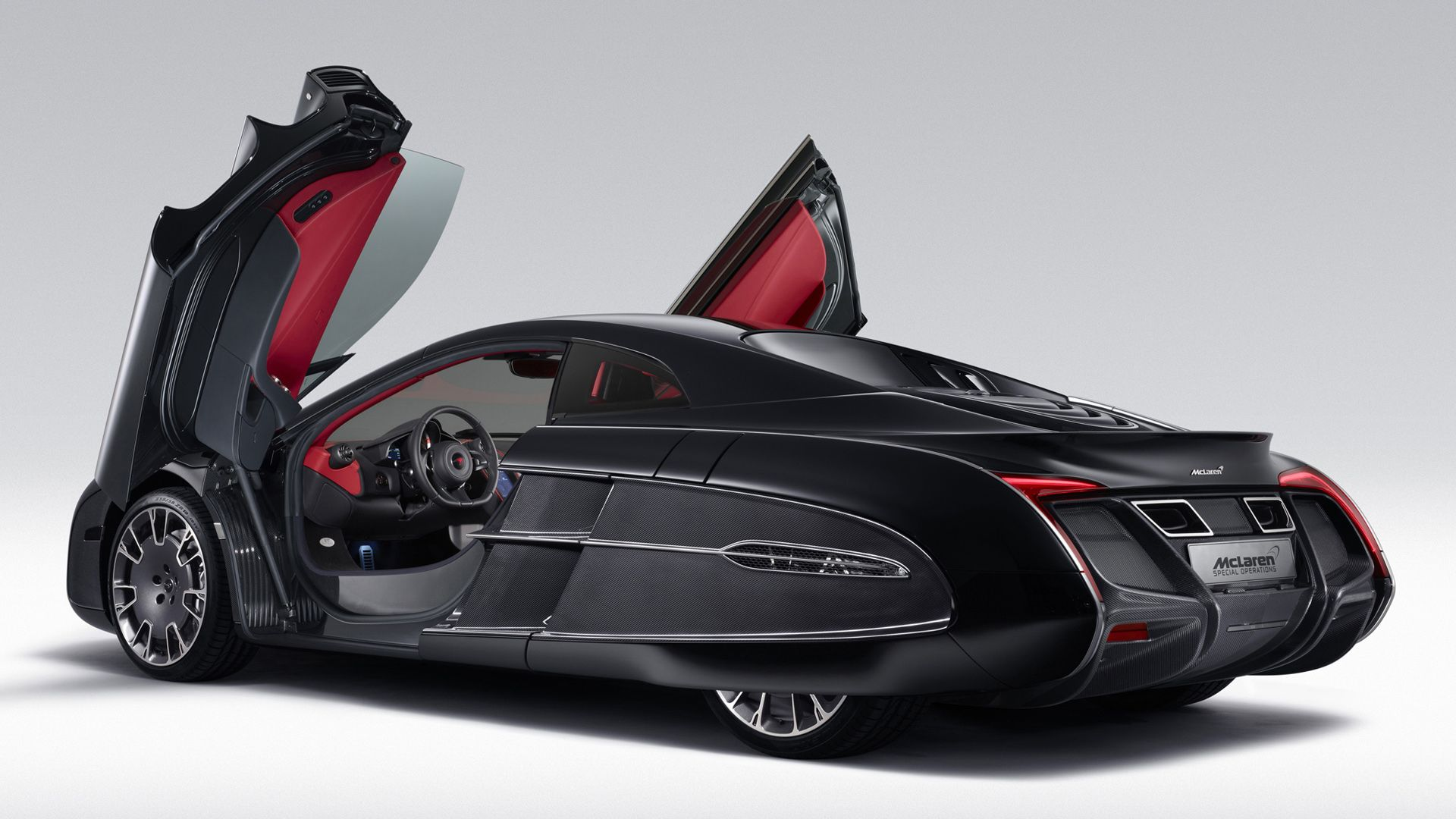 McLaren X-1 Concept Gallery   Cars, Vehicle and Wheels