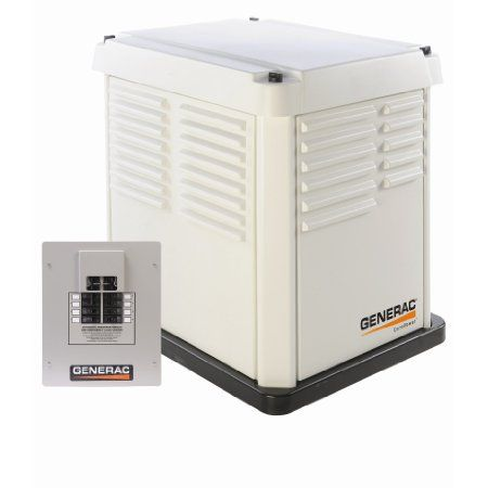 Amazon Com Generac Corepower Series 5837 7 000 Watt Air Cooled Natural Gas Liquid Propane Powered St Standby Generators Generator House Whole House Generators