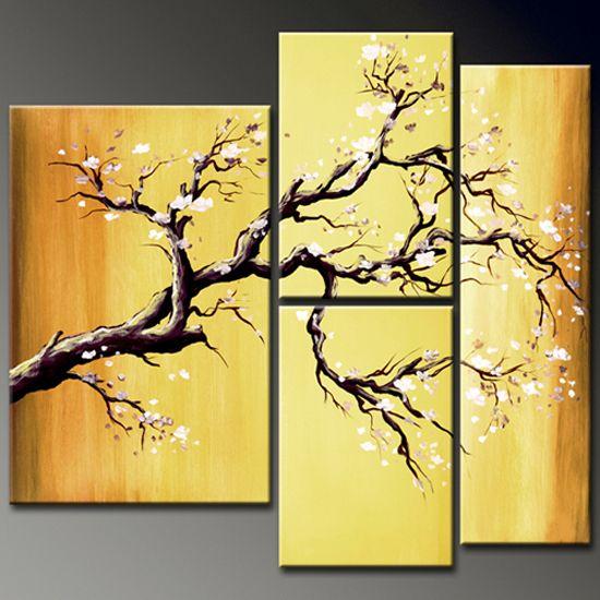 inspiration to make multi-canvas art like this! | inspirational art ...