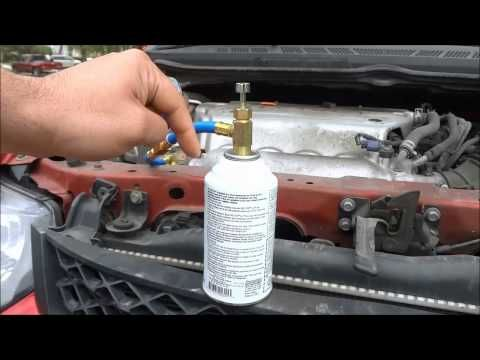 Self Service Recharging The Ac System 134a Freon On The Audi A4 Auto Repair Series Youtube Auto Repair Repair Car Maintenance