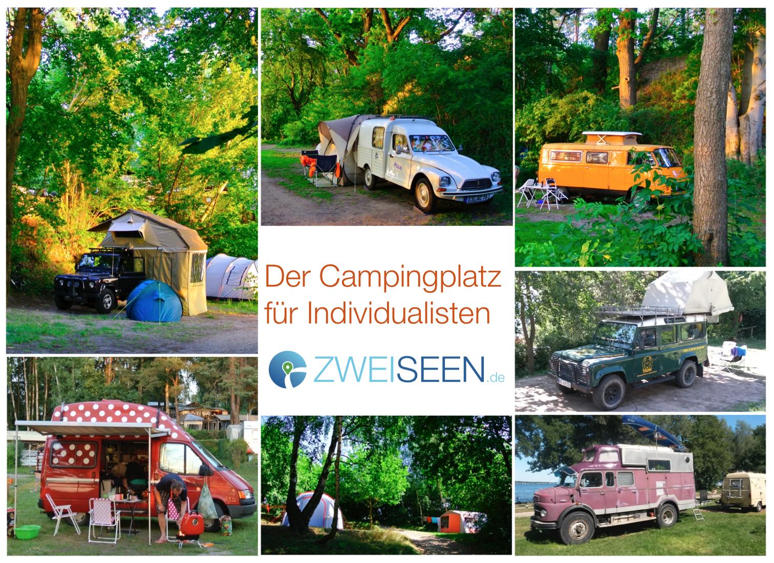 Preisliste Kurzzeitcamping & Mietunterkünfte