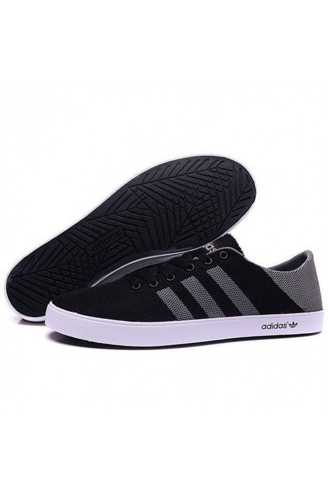 dfb40a391b3 Kickstart your day with this Sneaker. Adidas Neo Mesh Black Sneaker Shoes
