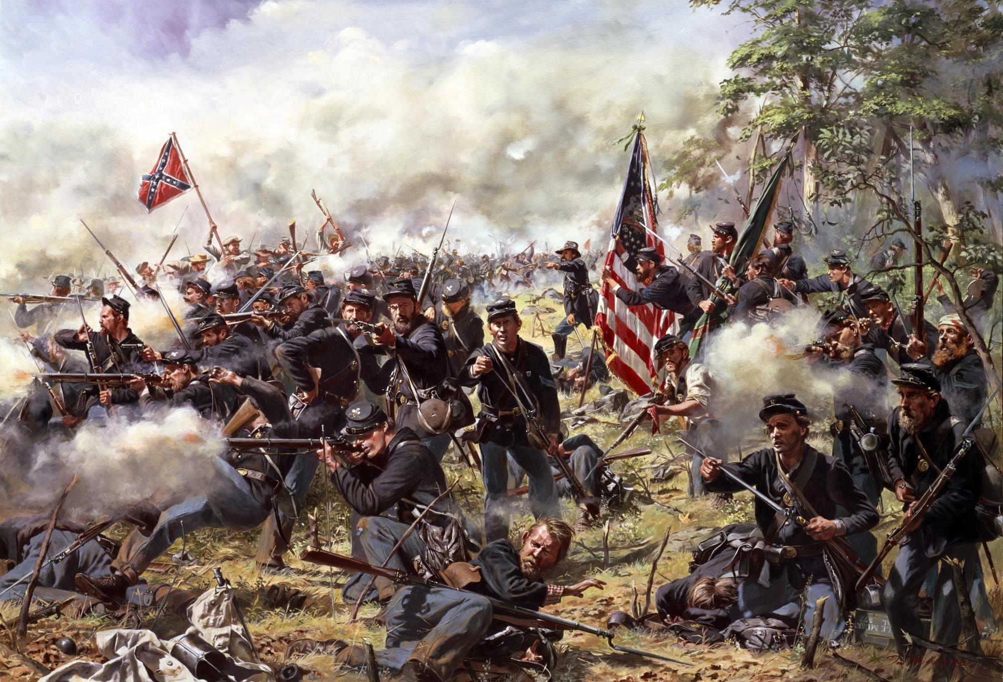 civil war wednesday battle - photo #2
