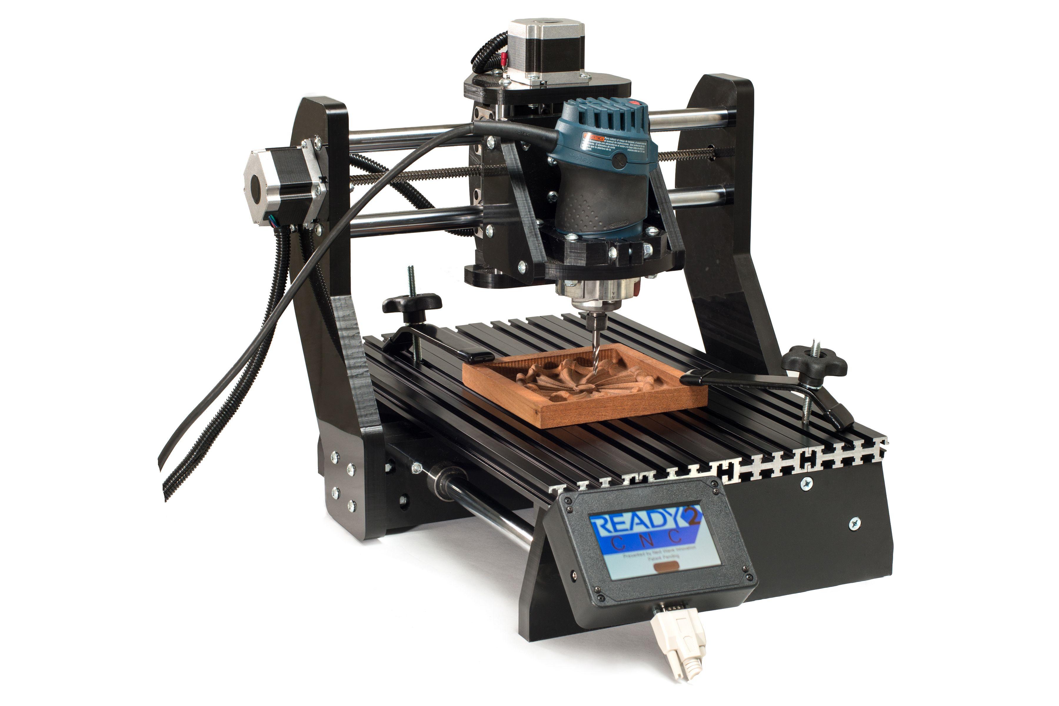 Next Wave Automation 3d Printing Cnc Router Cnc