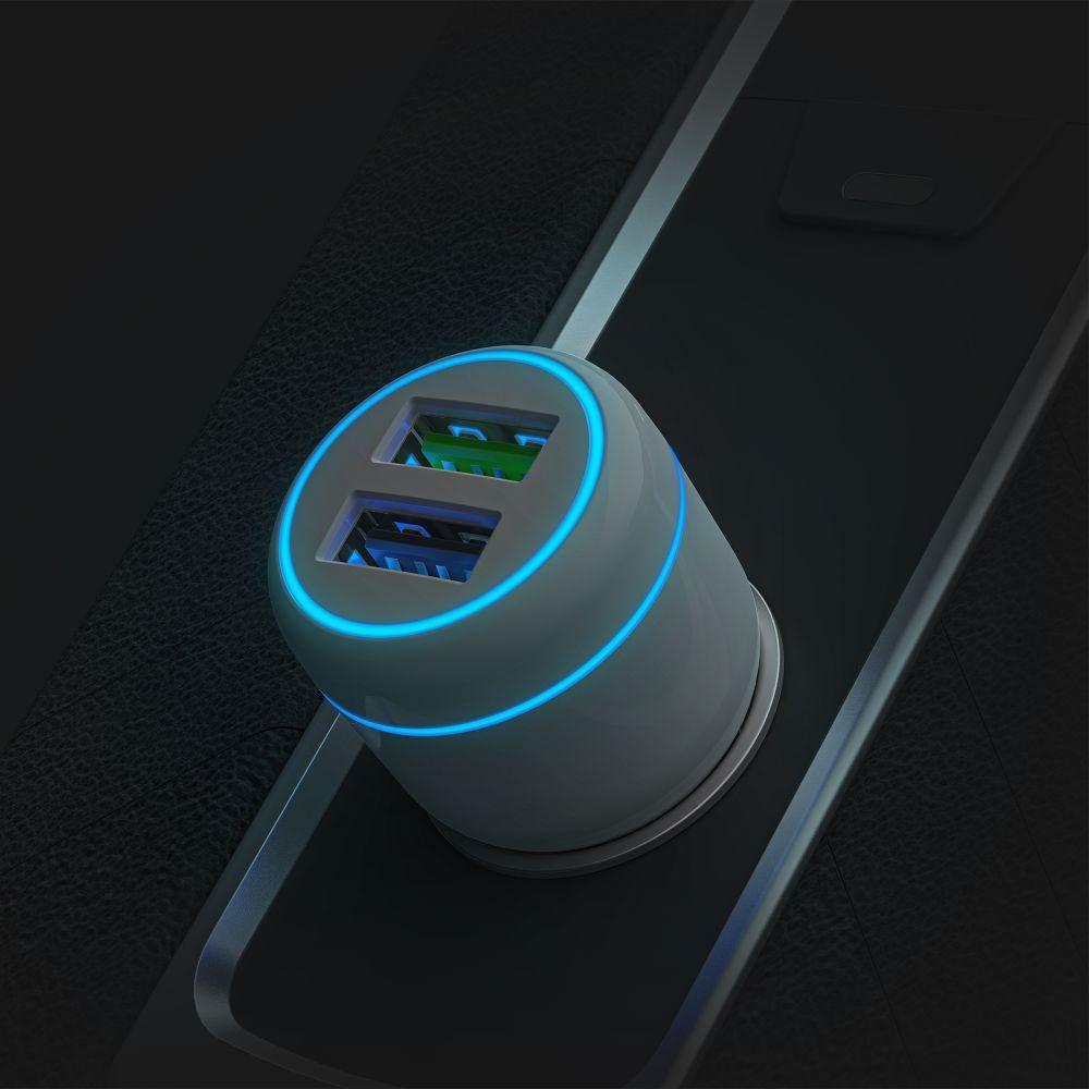Car Charger 3tech بسعر 110ج بدل من 150ج Phone Accessories Bathroom Scale