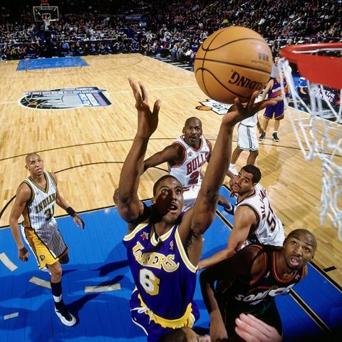 1998 Nba All Star Weekend Indiana Pacers All Star Indiana Pacers Nba