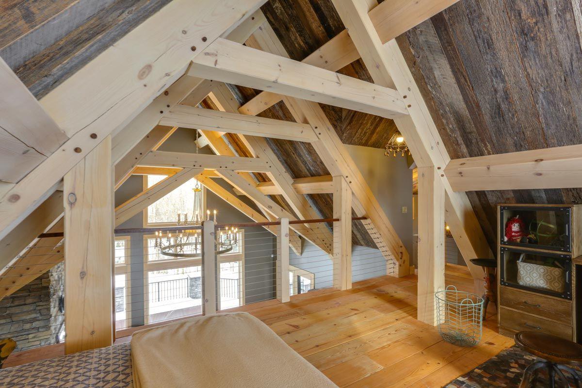 Marshal | Timber Frame Home Designs | Timberbuilt | Timber