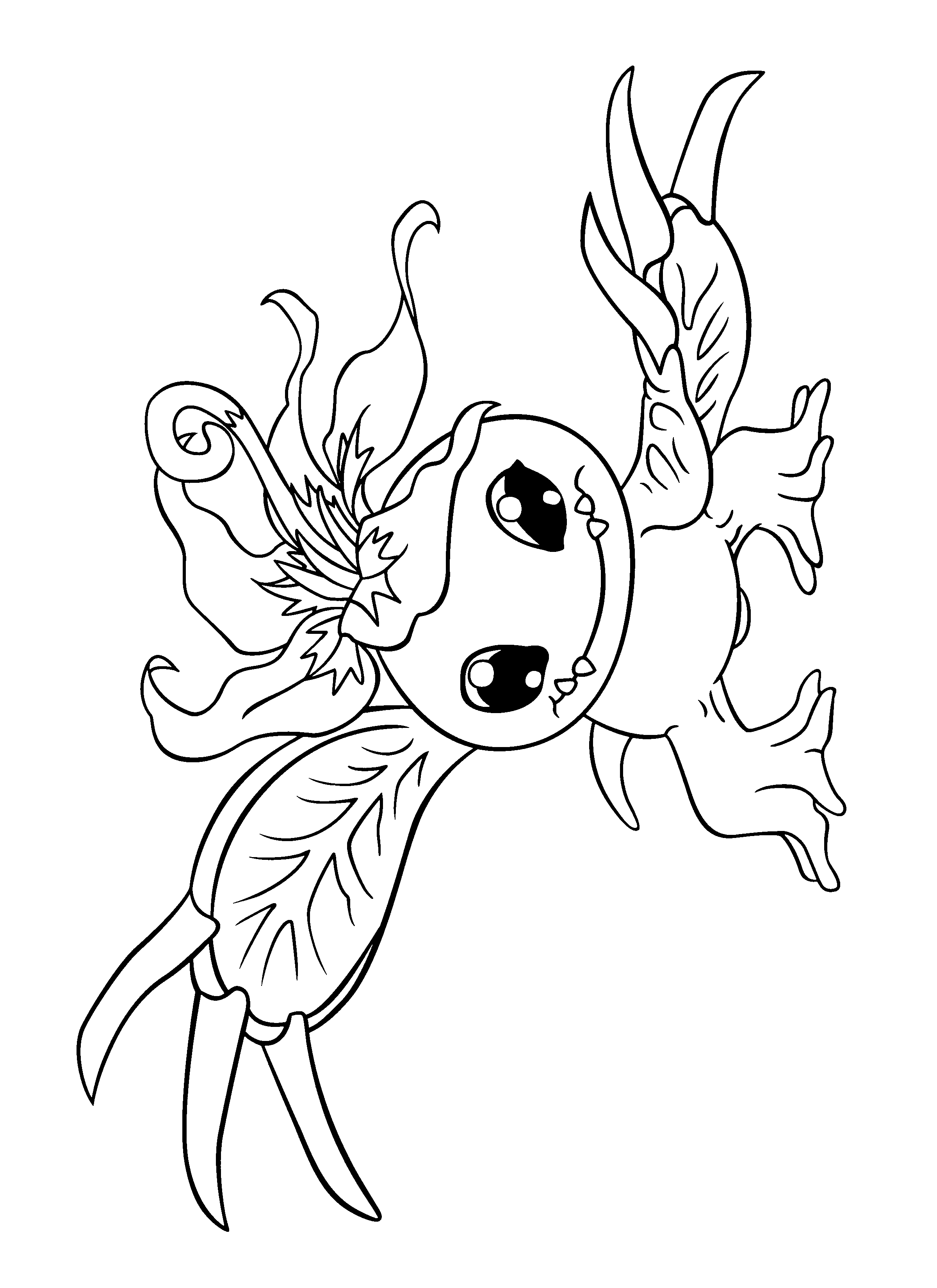 Digimon Coloring Pages Coloring Page Digimon Coloring