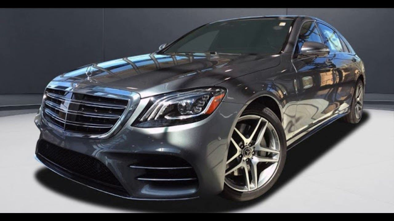 2020 Mercedes Benz S Class New Luxury Appearance And Engines With