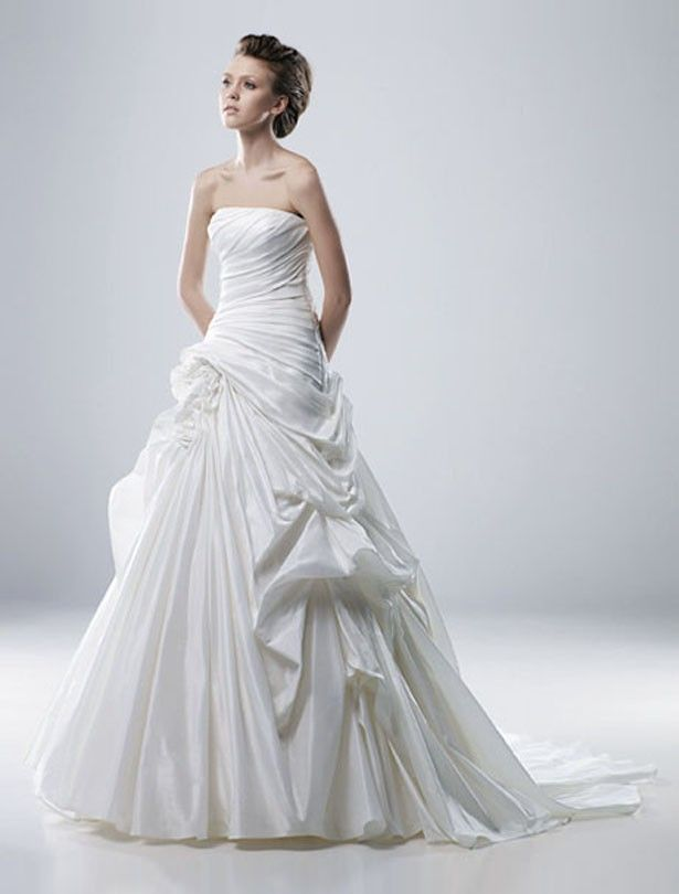 https://bridelibrary.com. Classic Ball Gown - Bridal Gown - online ...