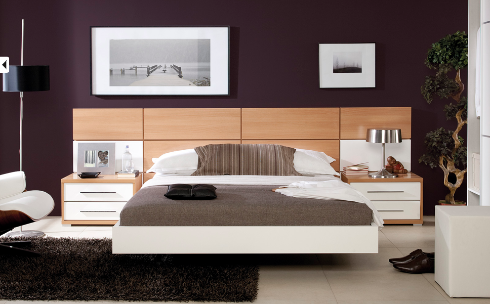 mostrar detalles para dormitorio de matrimonio moderno rimobel 423 - Habitacion Matrimonio Moderna
