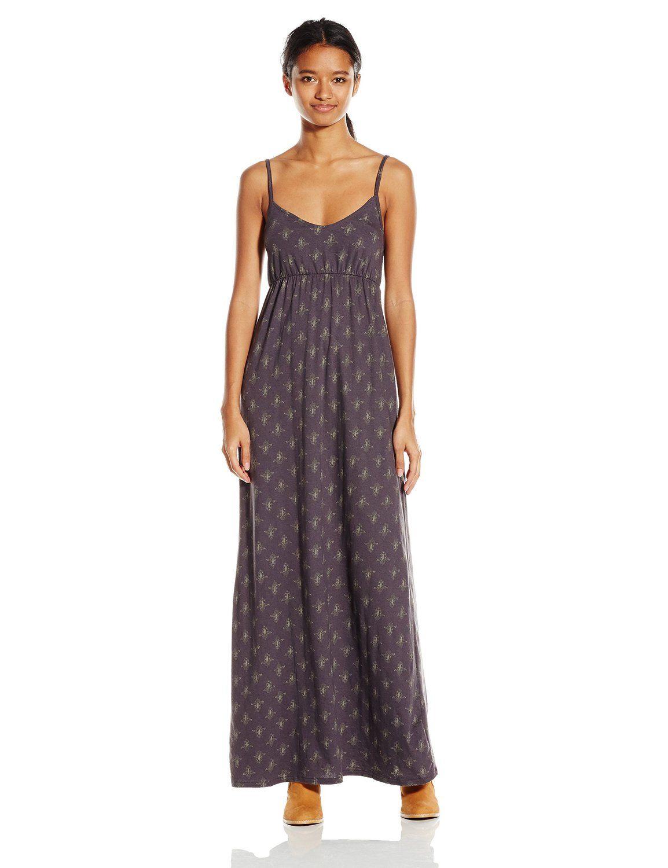 Maxi Dress Juniors' Sloan Printed Amazon At Knit O'neill Women's qXHzwxnA