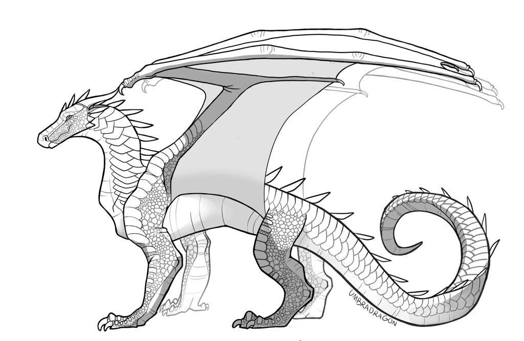 11++ Dragon coloring pages wings of fire inspirations