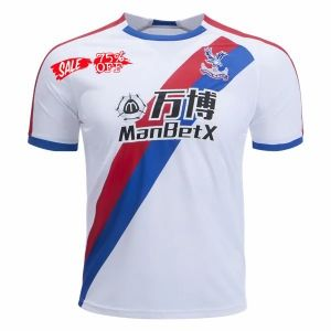 Crystal Palace 2018-19 Top Away Soccer Jersey  N86   eed45bd58