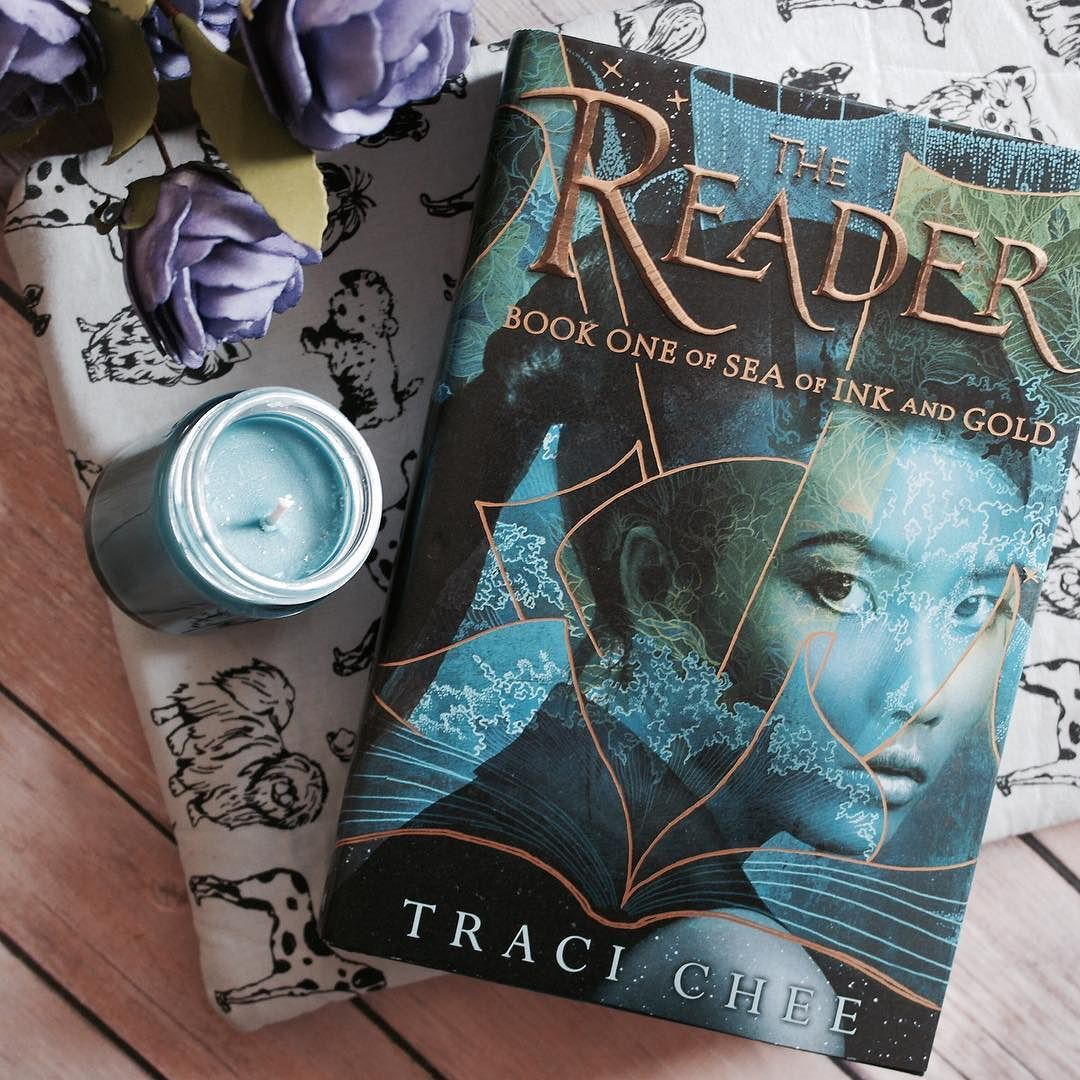 Q: What book release are you most excited for? A: OOOOH BOY. I'm super  excited for the sequel to The Reader The Speaker by @tracicheeauthor Forest  of a ...