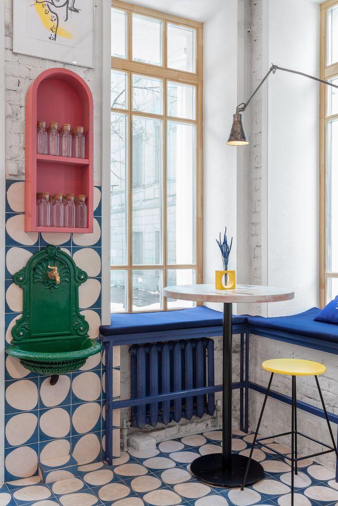 Gallery of Abu Gosh Restaurant / STUDIO SHOO - 19