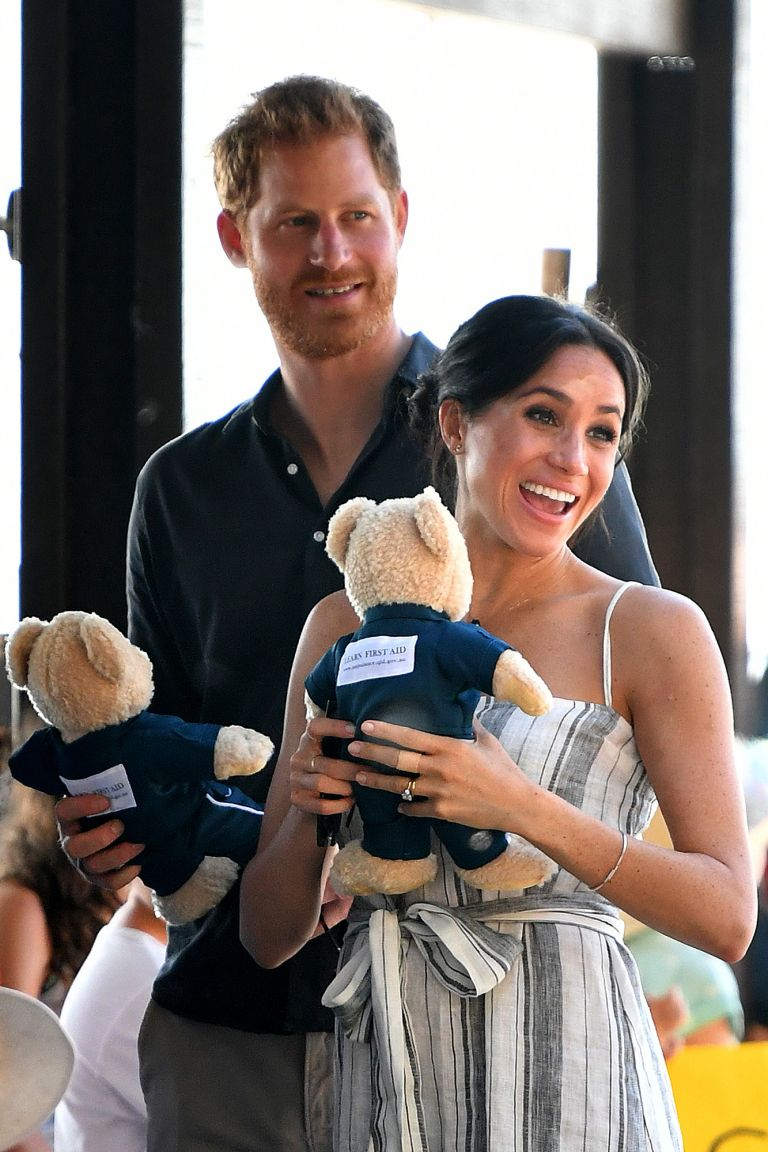 See All The Royal Baby Gifts Meghan Markle And Prince Harry Have Received On Tour Prince Harry And Meghan Prince Harry And Megan Prince Harry