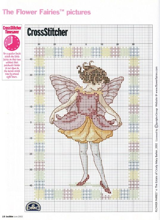 sandylandya@outlook.es  Cross Stitcher 122 июнь 2002