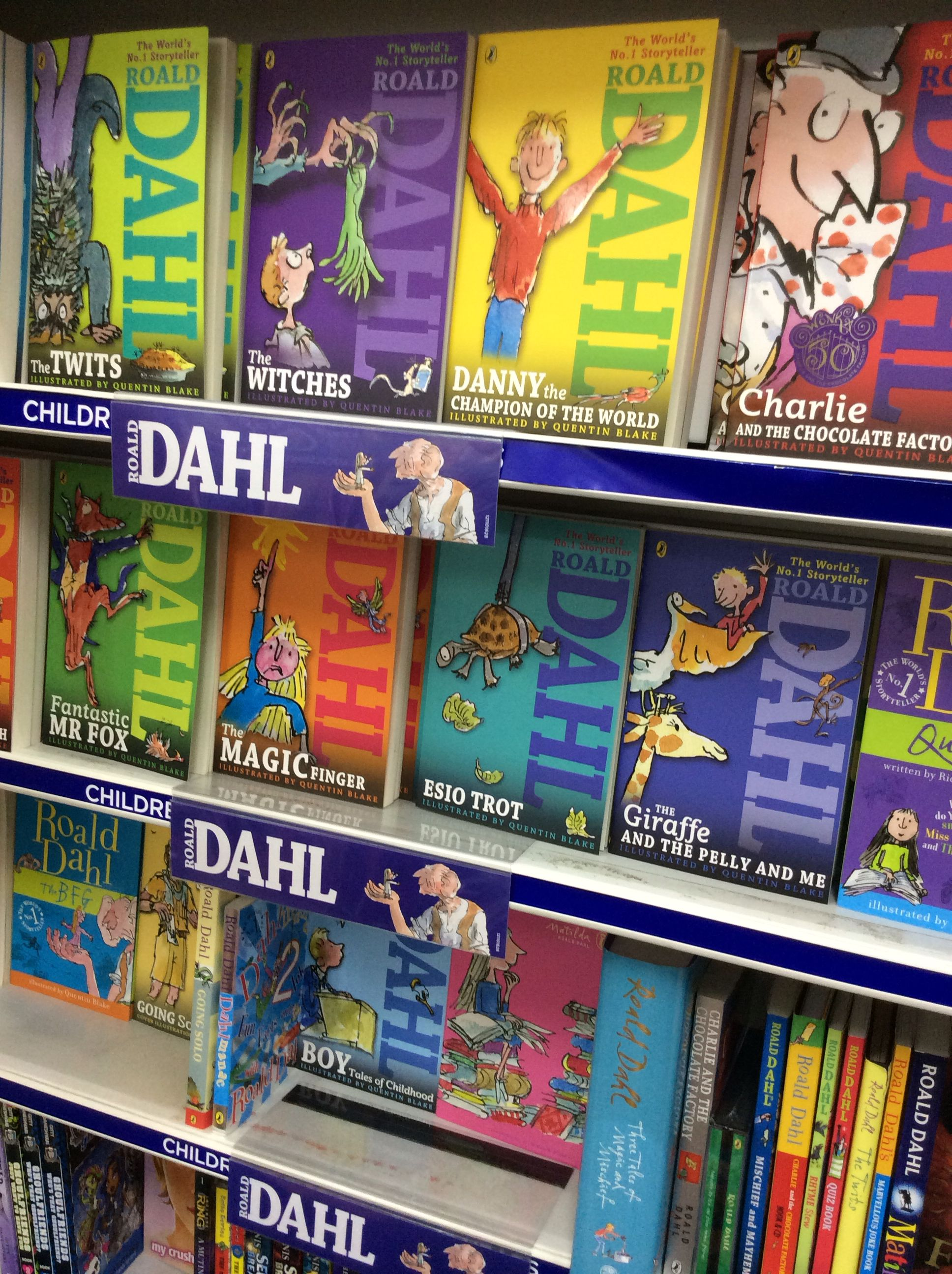 Roald Dahl Dahl Mister Fantastic