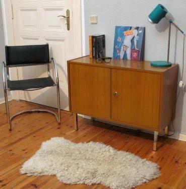 50er 60er Teak Sideboard Vintage Kommode danish design ...