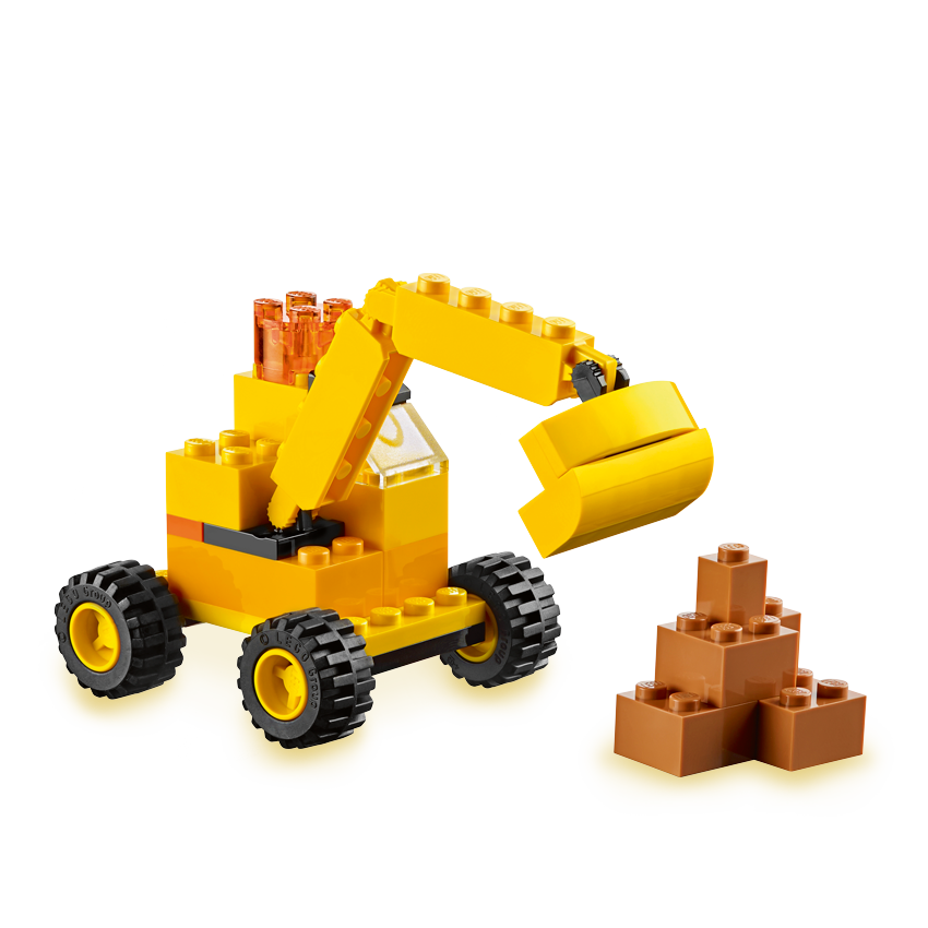 Robot Lego Classic Car - Year of Clean Water